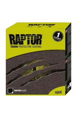 Raptor Liner Preto Kit 4lt