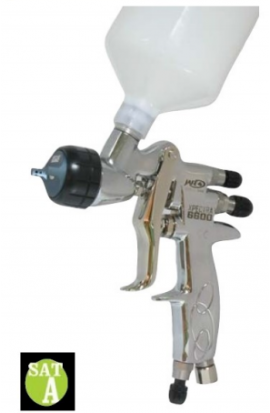 JAFE - Pistola Pintura XPECTRA 6600 Clear 1,3mm