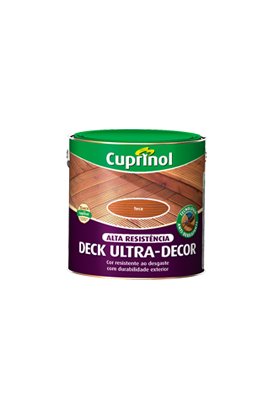 Deck Ultra-decor - Protetor decorativo Anti-derrapante 2.5lt