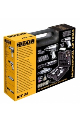 Kit Pneumatico 34Pcs Nuair Airum